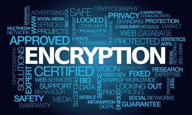 use encryption towards gdpr compliance
