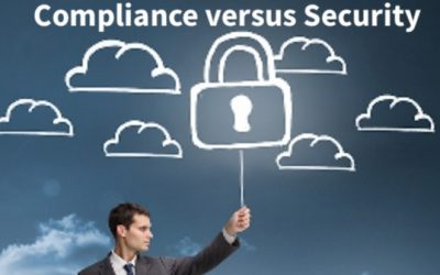 Compliance versus Security: Work in the trenches of information security
