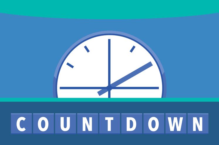 countdown AVG